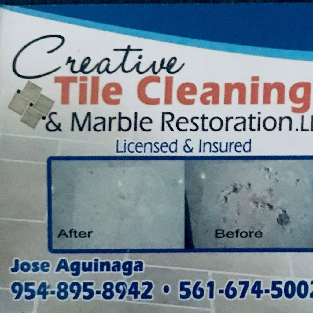 Creative tile cleaning and marble restoration, LLC