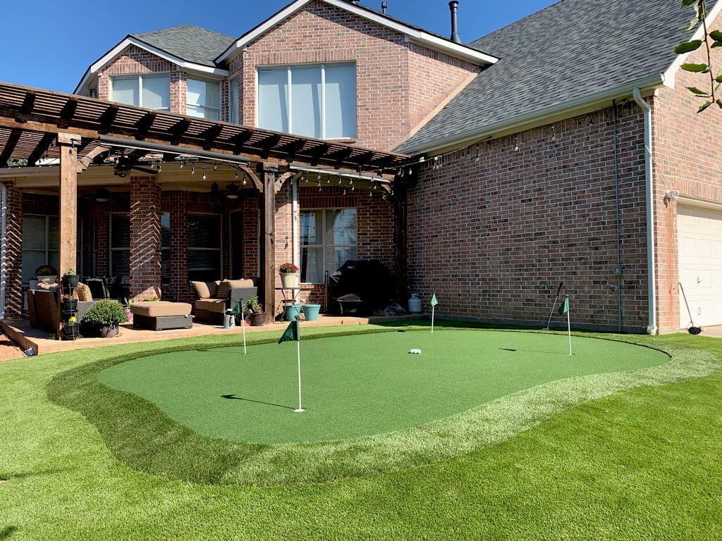 True Putt golf course