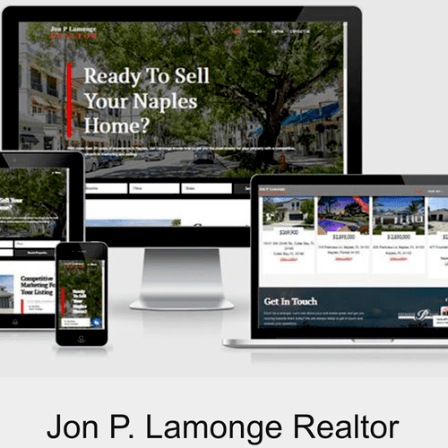 Naples Realtor Website Project