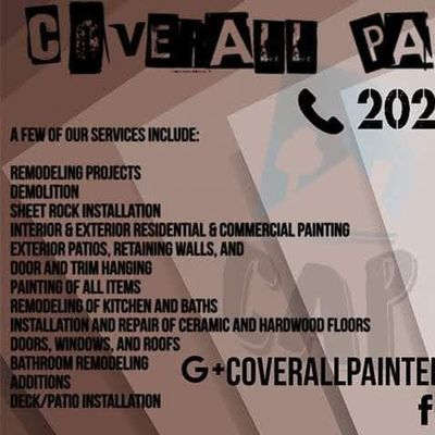 Avatar for Coverall Painters