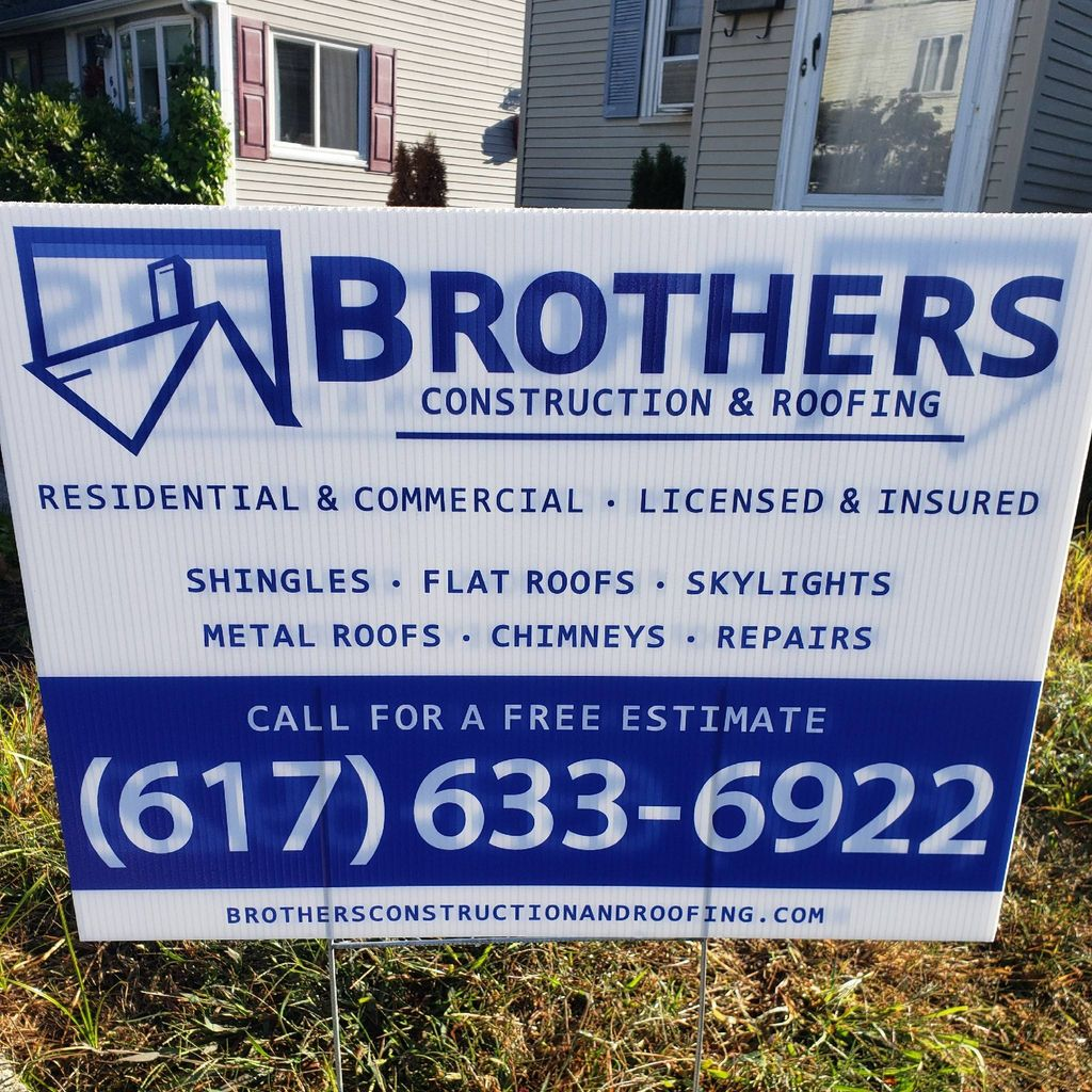 Brothers Construction & Roofing