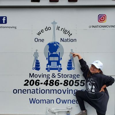 Avatar for One Nation Moving & Storage TX