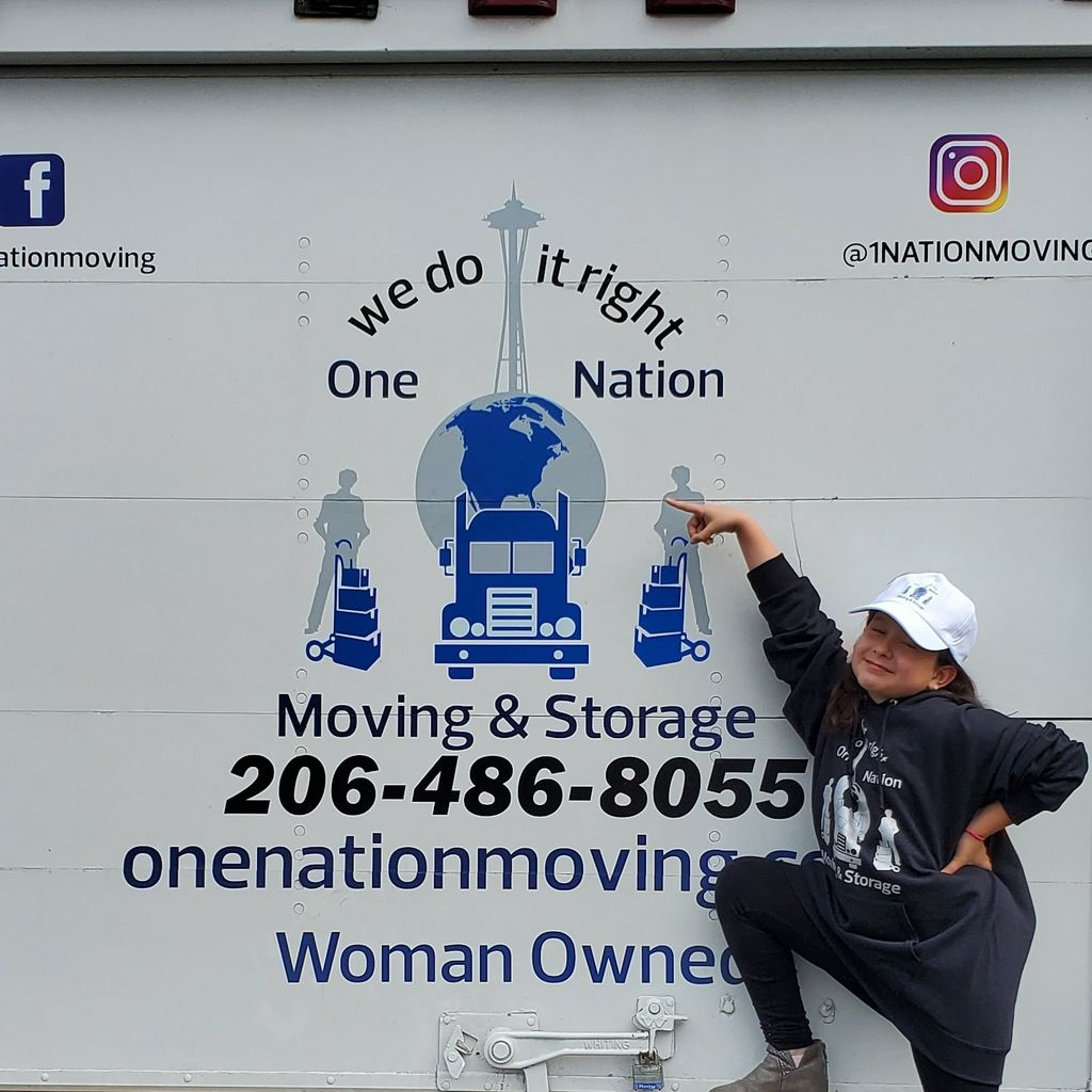 One Nation Moving &  Storage