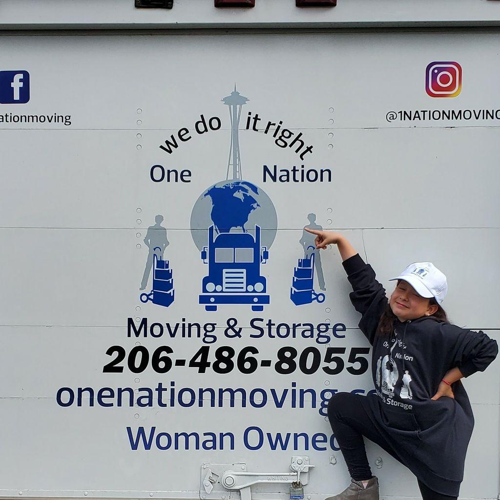 One Nation Moving &  Storage