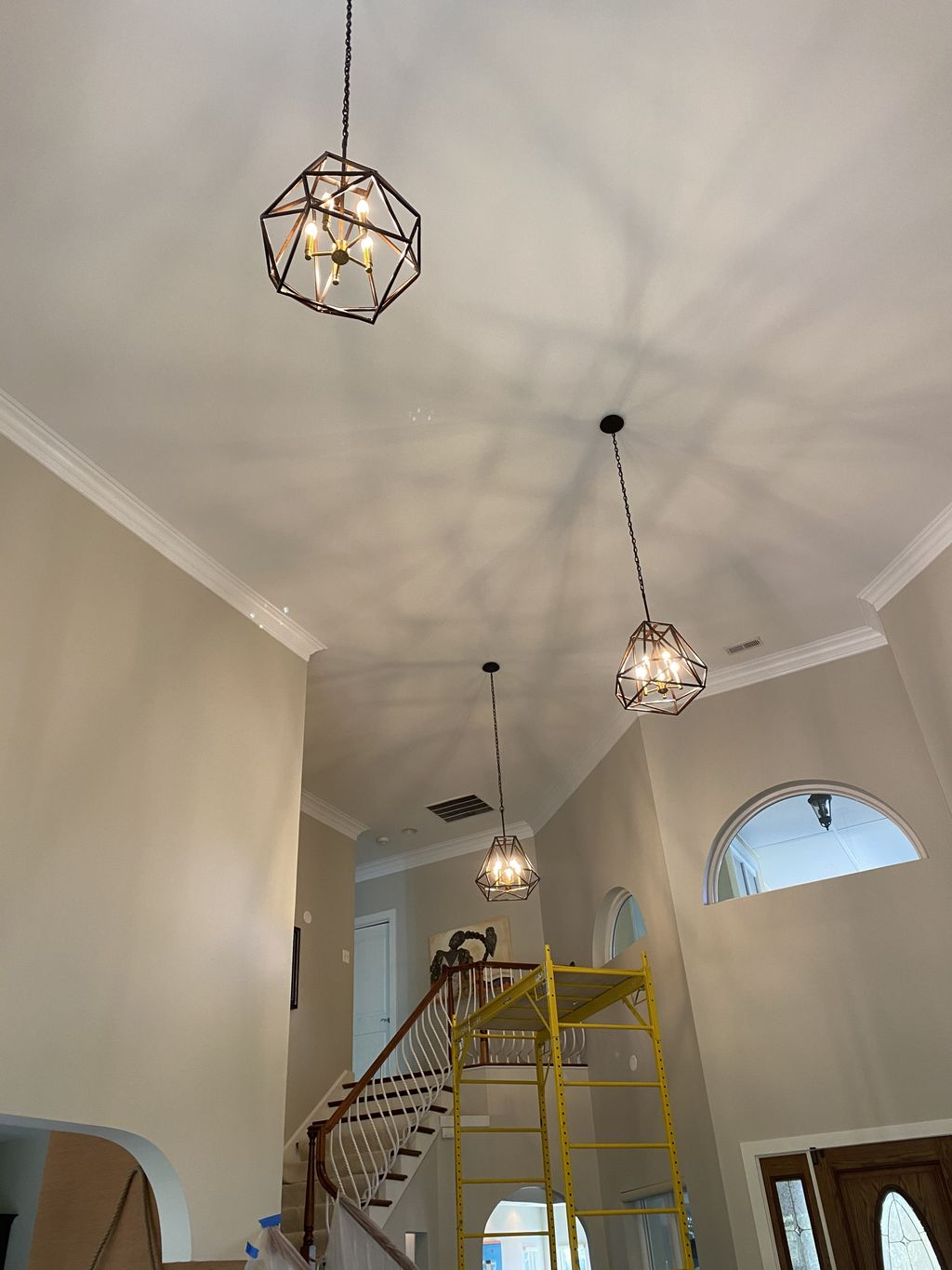 Chandeliers replacement