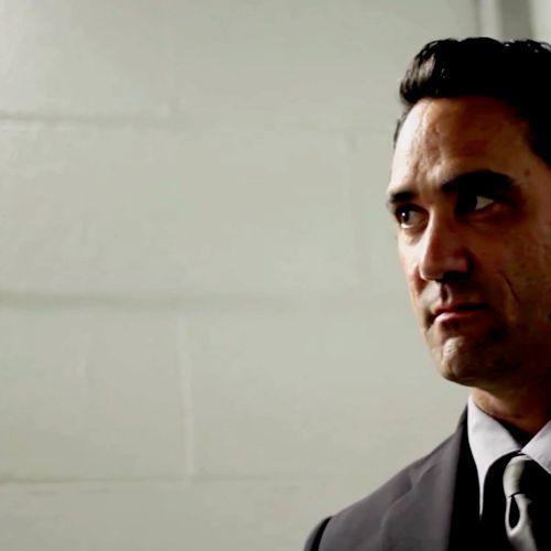 As Seth in Abigail. Season 1 Episode 4