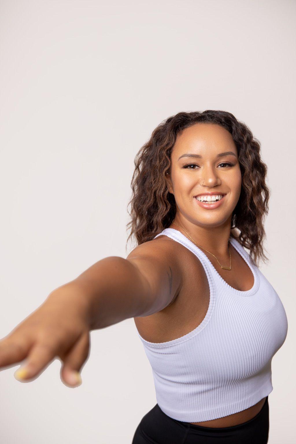 Alexa Shania Yoga