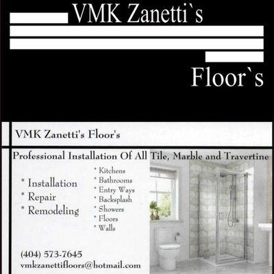 Avatar for VMK Zanetti's Floor's LLC