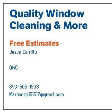 Avatar for Quality Window Cleaning and More
