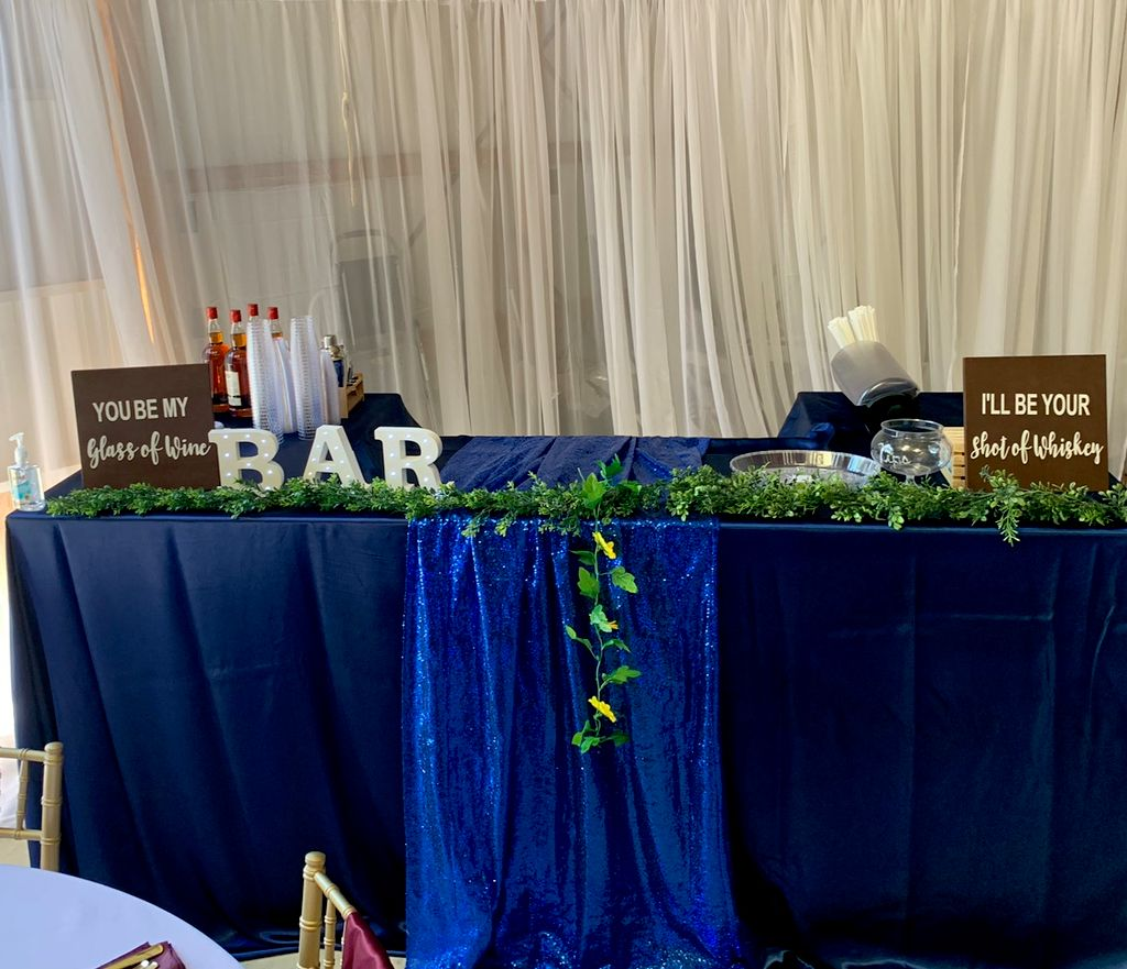 A Bar Above Events