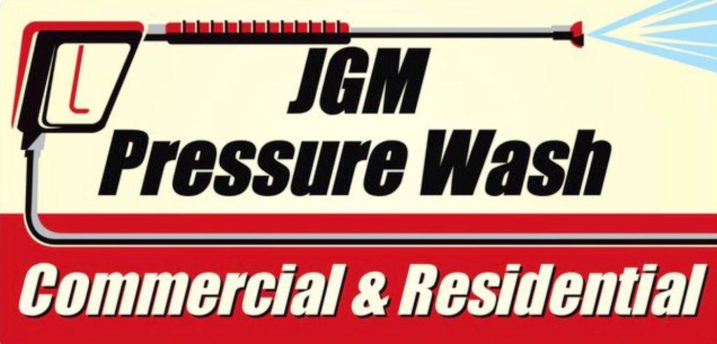 JGM Pressure Wash LLC