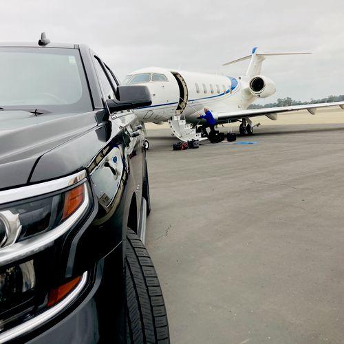 KaiserAir at Oakland Signature Airport