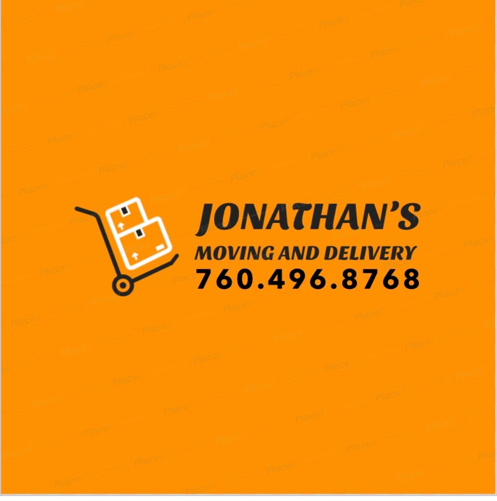 Jonathan's Moving and Delivery