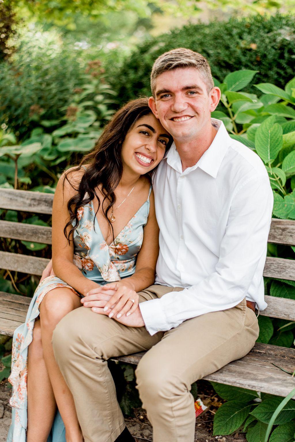 Raya & Jeff Engagement