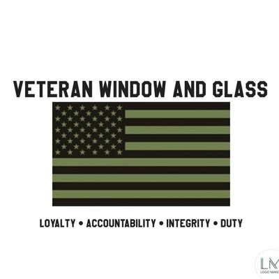 Avatar for Veteran Windows and Glass