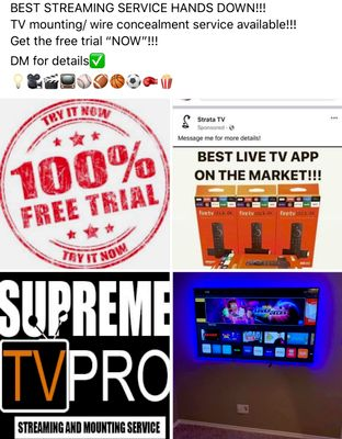 Avatar for Supreme TVpro