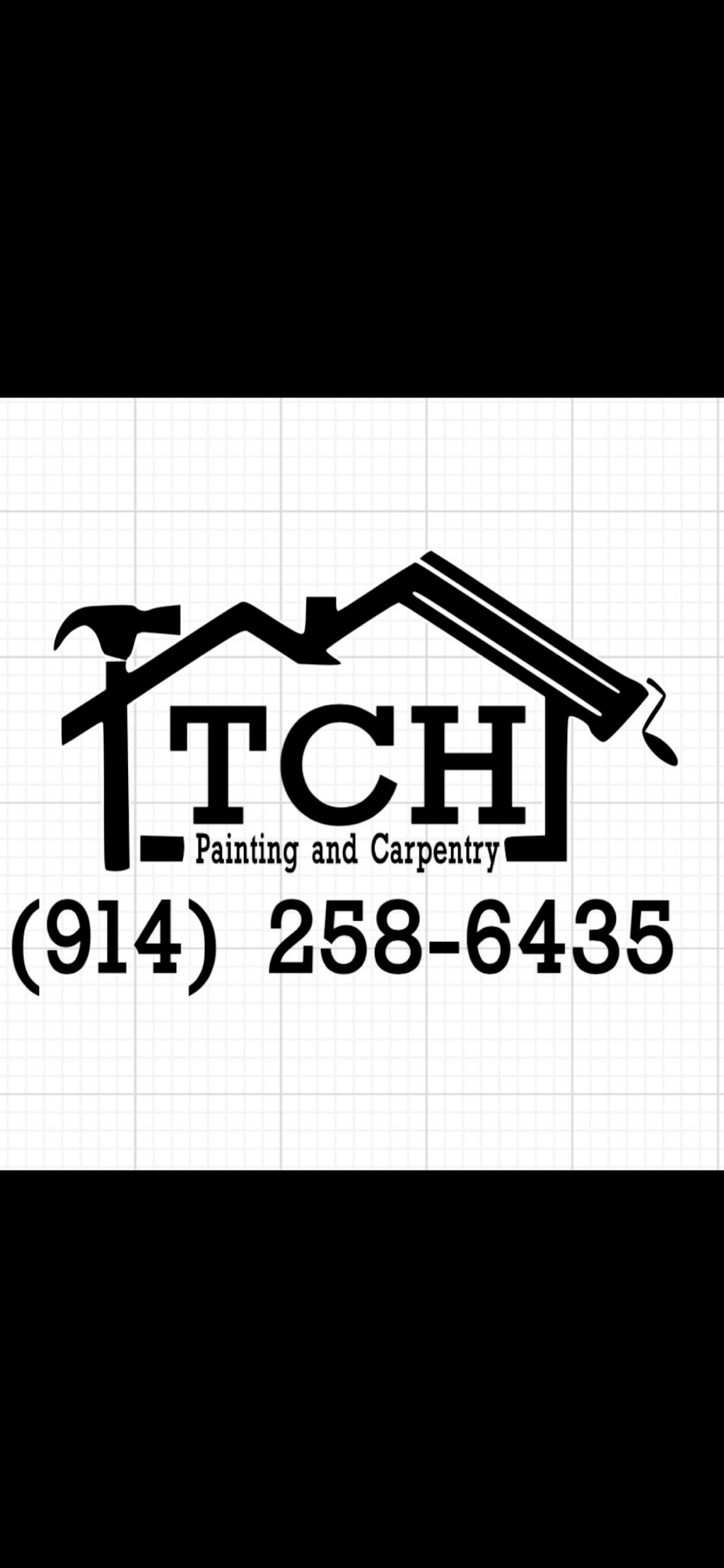 T.c h - a pleasure to serve you painting