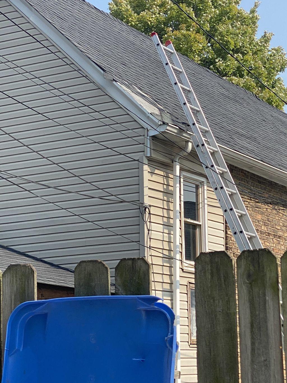 Roof leak special