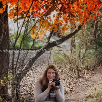 Avatar for Natural Moments Photography by Megan McRae