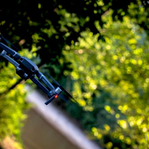 Aerial photography and videography is available