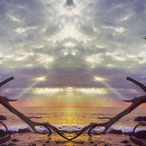 Serenity --- Art prints by Gurudarshan Khalsa available at location