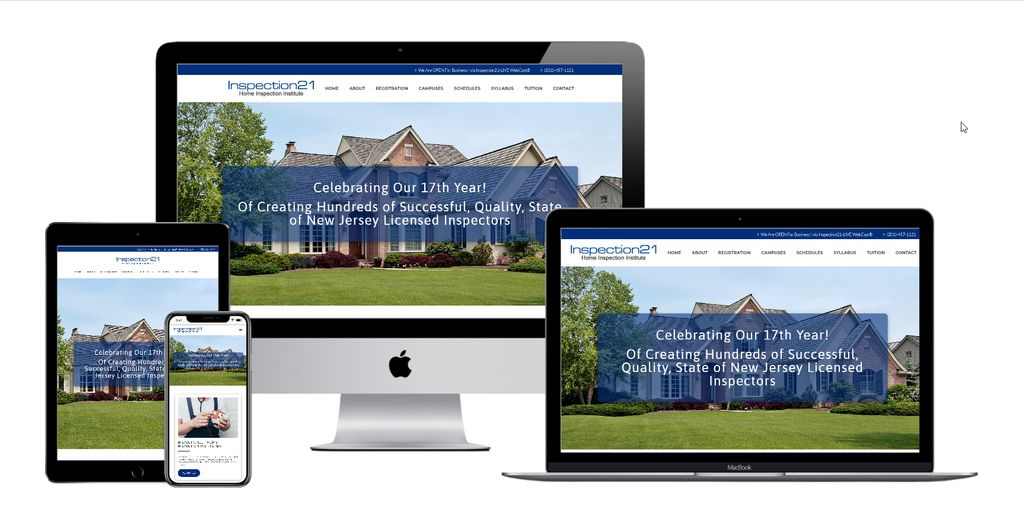 Home Inspection website