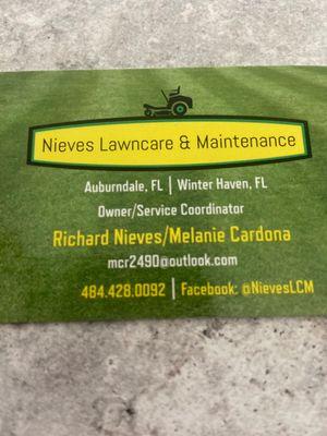 Avatar for Nieves LawnCare & Maintenance