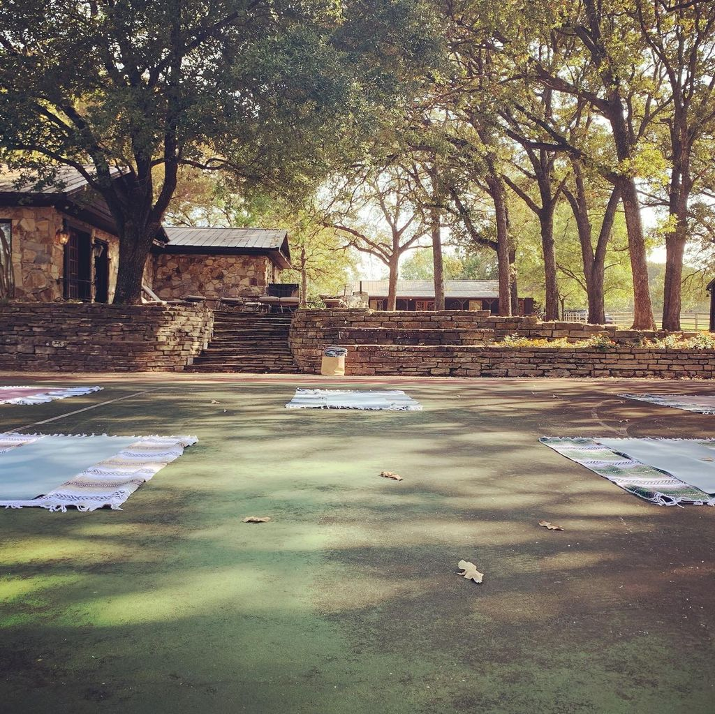 Yoga-Inspired Movement & Guided Meditation Class