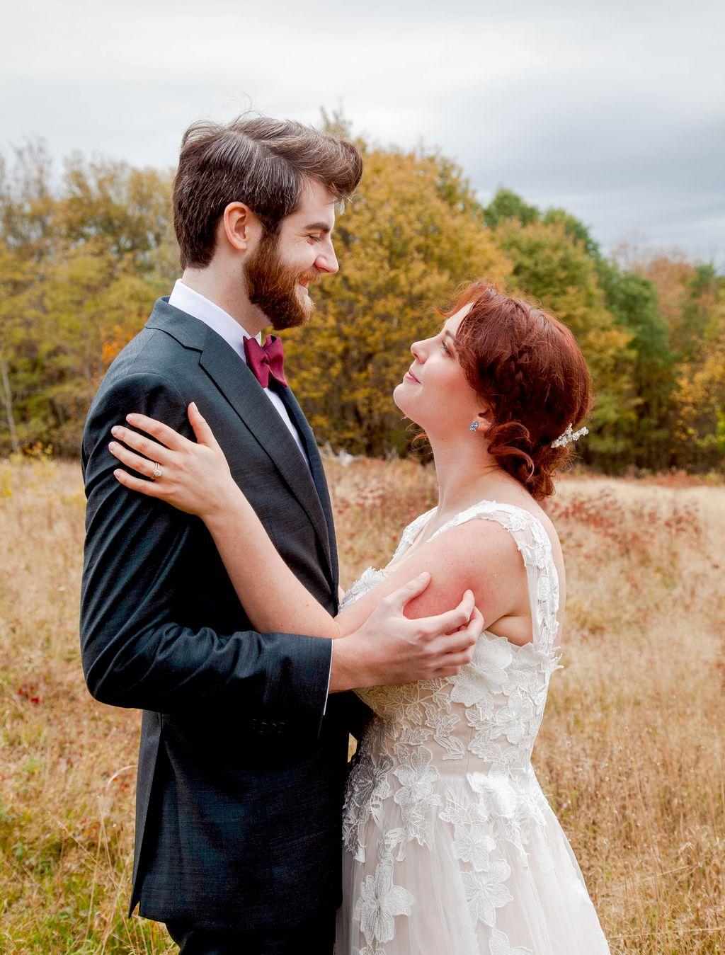 Larissa and Adam