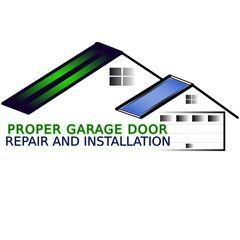Avatar for Proper garage door