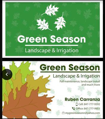 Avatar for Green Season Landscape & Irrigation Services