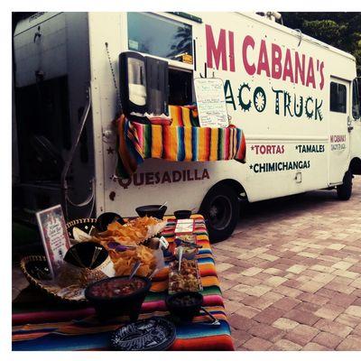 Avatar for Mi Cabaña Taco Truck