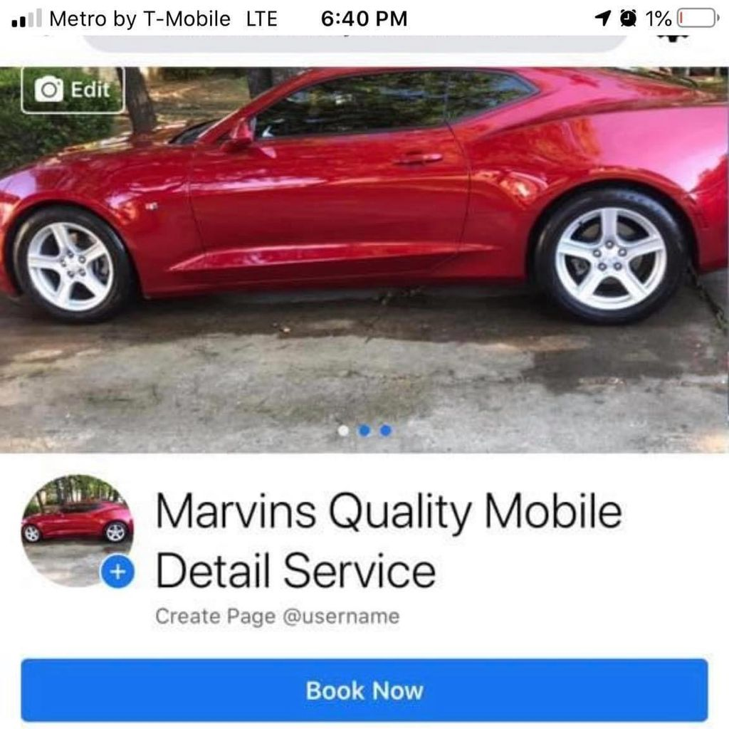MarvinsQuality mobile detail service
