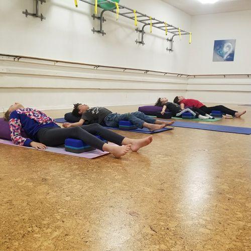 Kids Yoga @Evolution studio, Prema Yoga