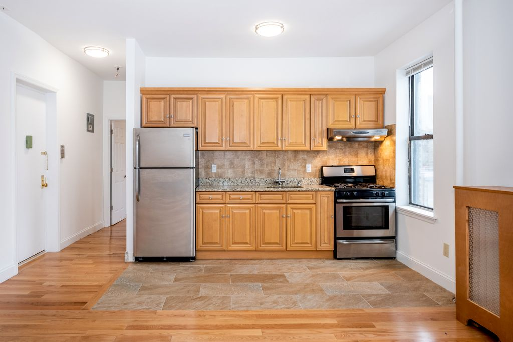 Co-op apartment renovation