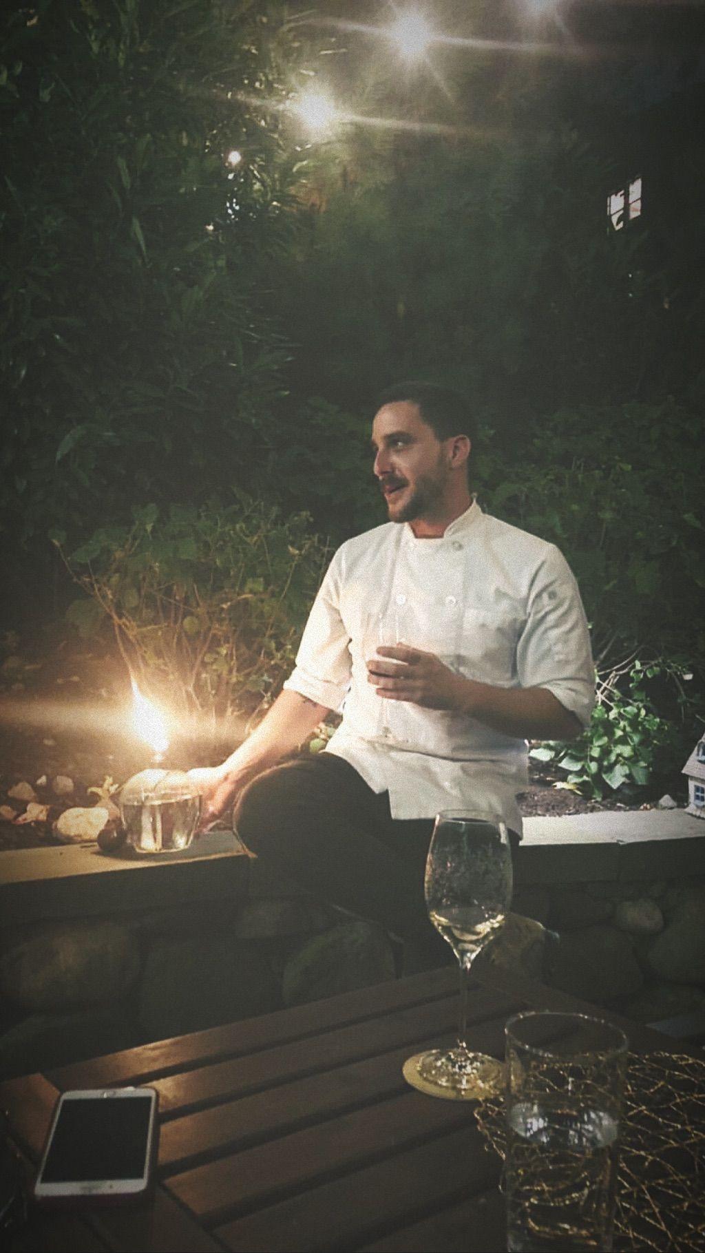 Chef David Feldman