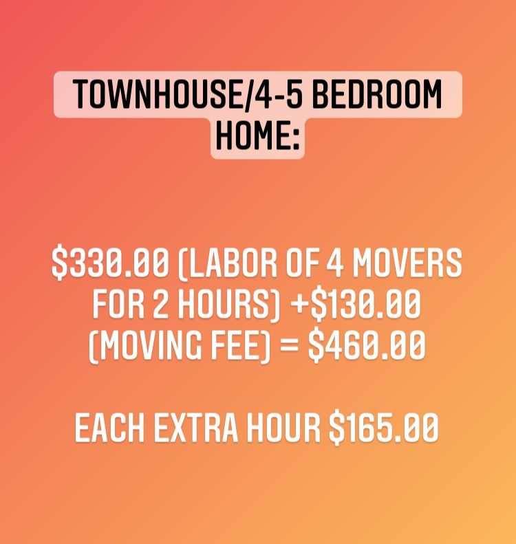 townhouse or house