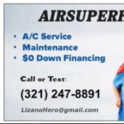 Avatar for LizanoServices.LLC/ AirSuperHeroOrlando