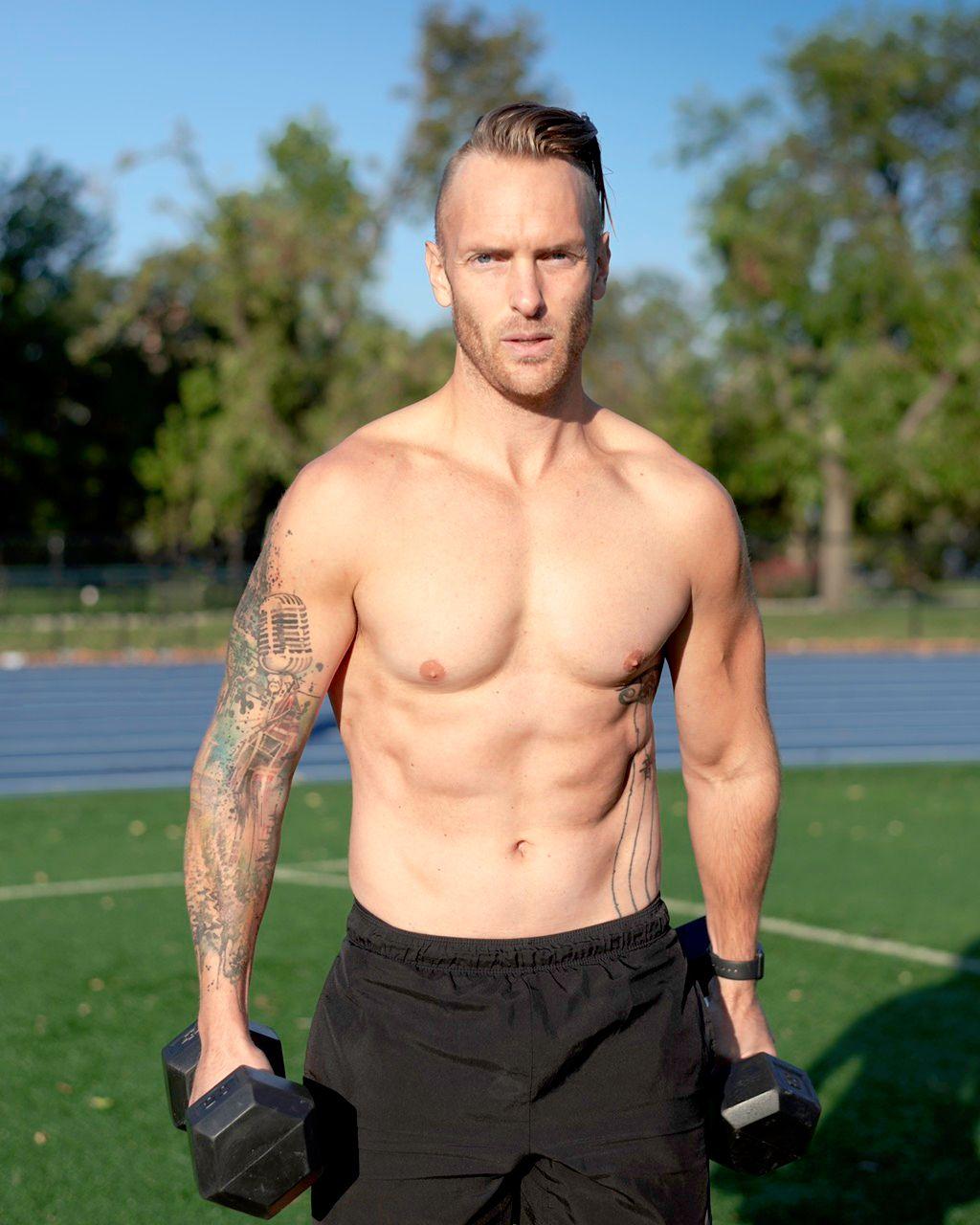 Josh Hobbs Personal and Athletic Training