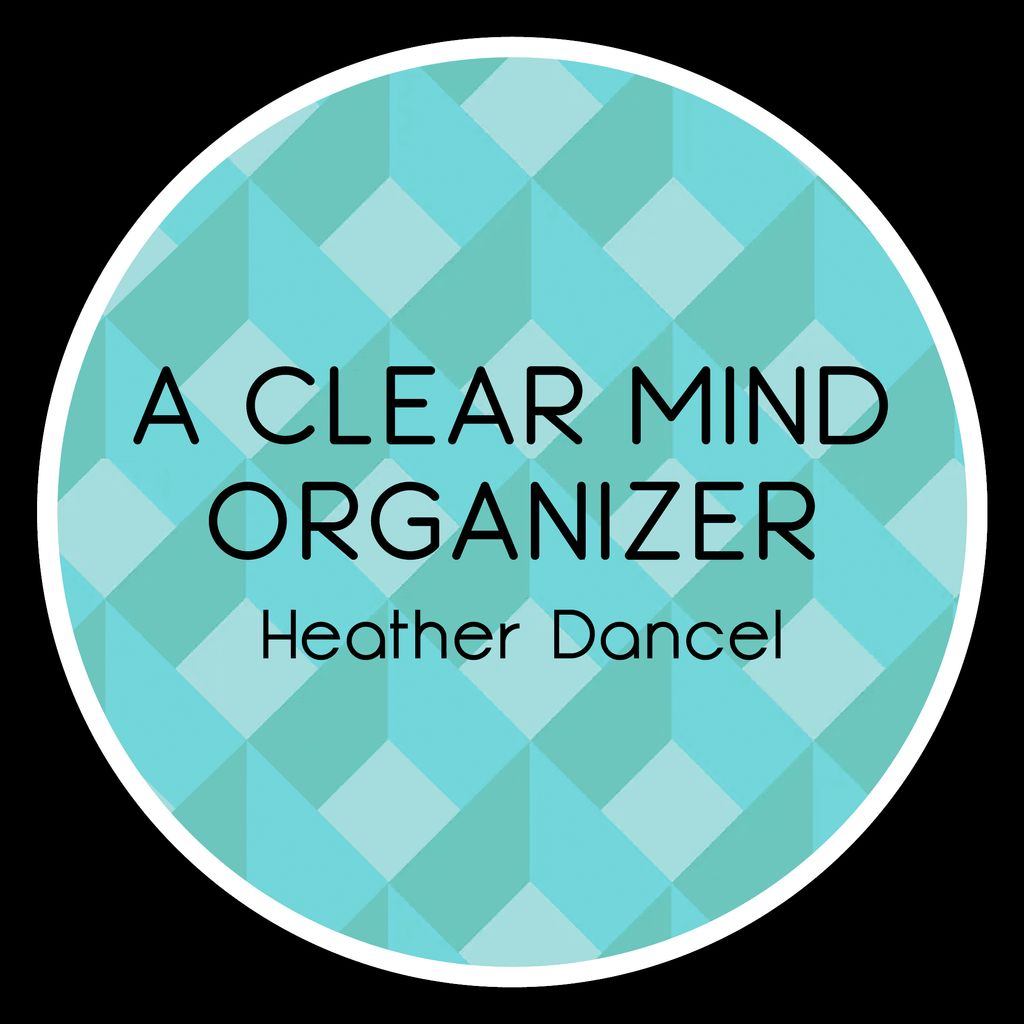 A Clear Mind Organizer