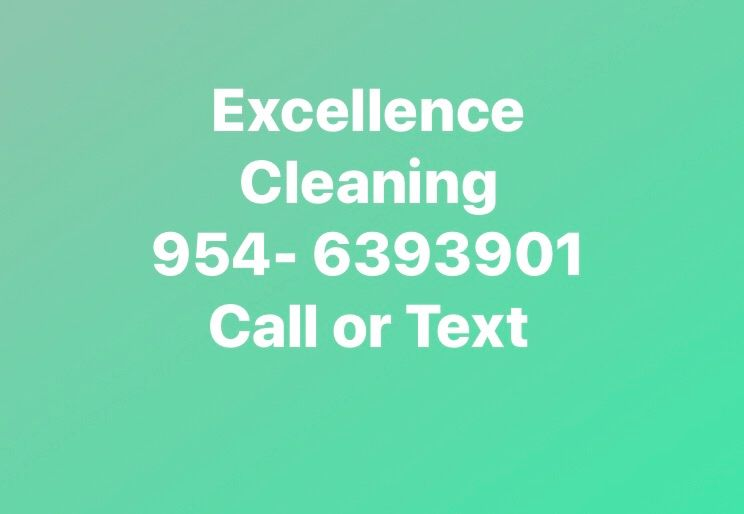 Excellence Cleaning Services