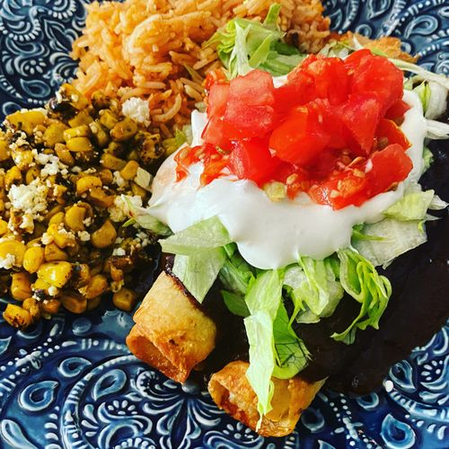 Southwest Enchiladas