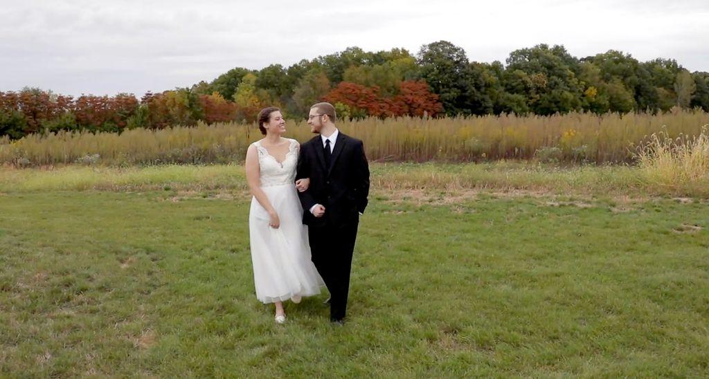 Two Camera Wedding
