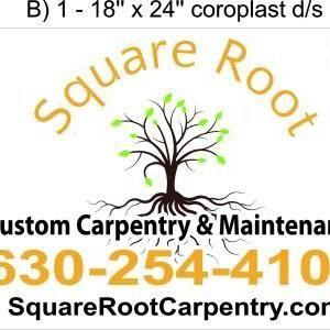 Square Root Custom Carpentry, Inc.