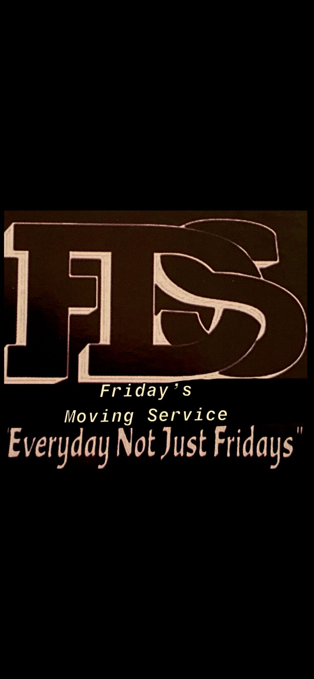 Friday's Moving Service's
