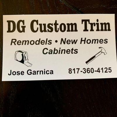Avatar for DG Customs Trim