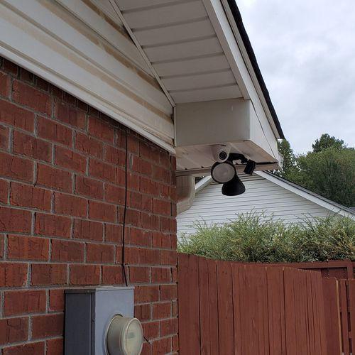 Security Camera Install Peachtree City GA