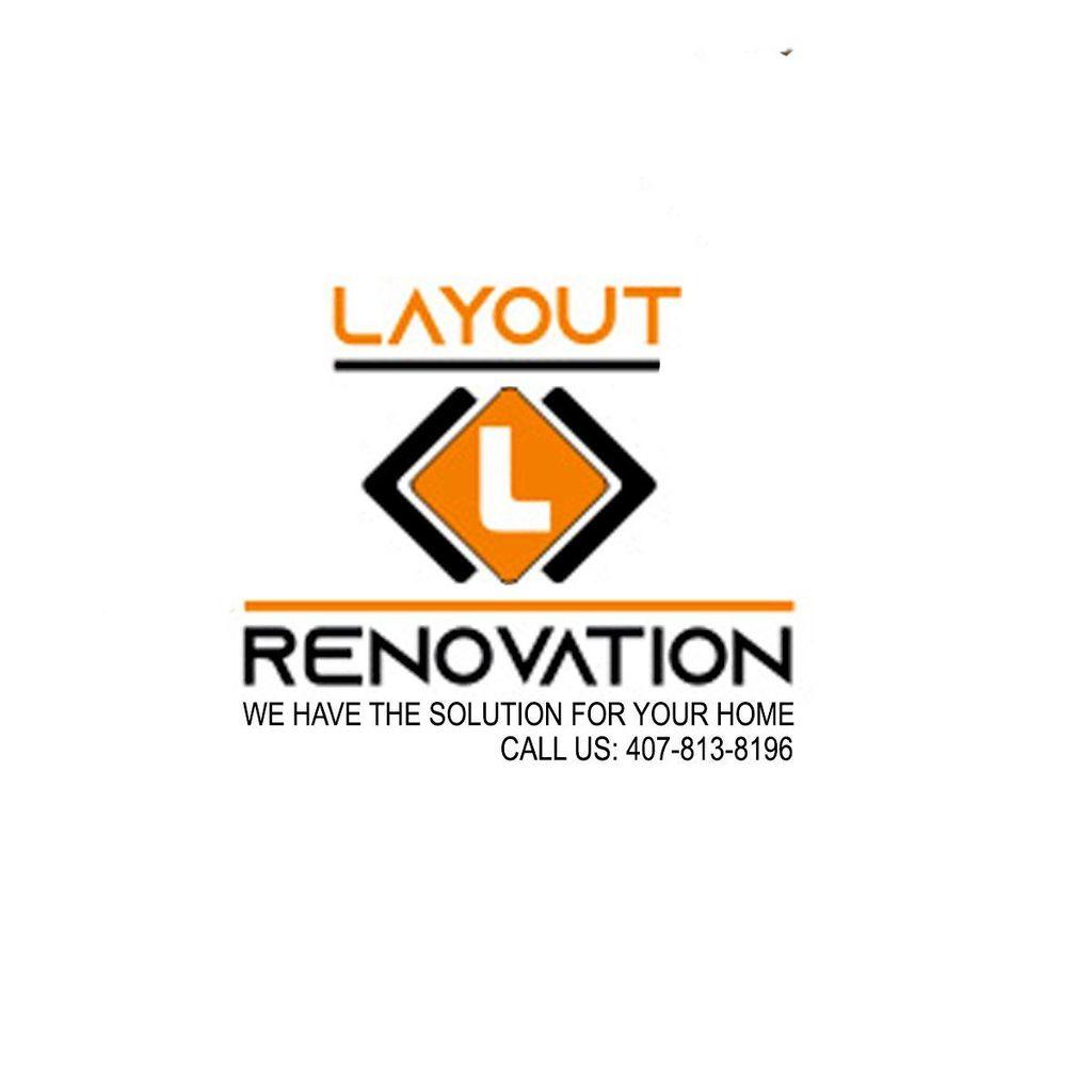 Layout Renovation