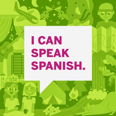 Avatar for I Can Speak Spanish