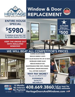 Avatar for Heritage Windows and Doors